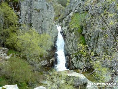 Cascadas Purgatorio,Bosque Finlandia; rutas trekking madrid; turismo activo madrid
